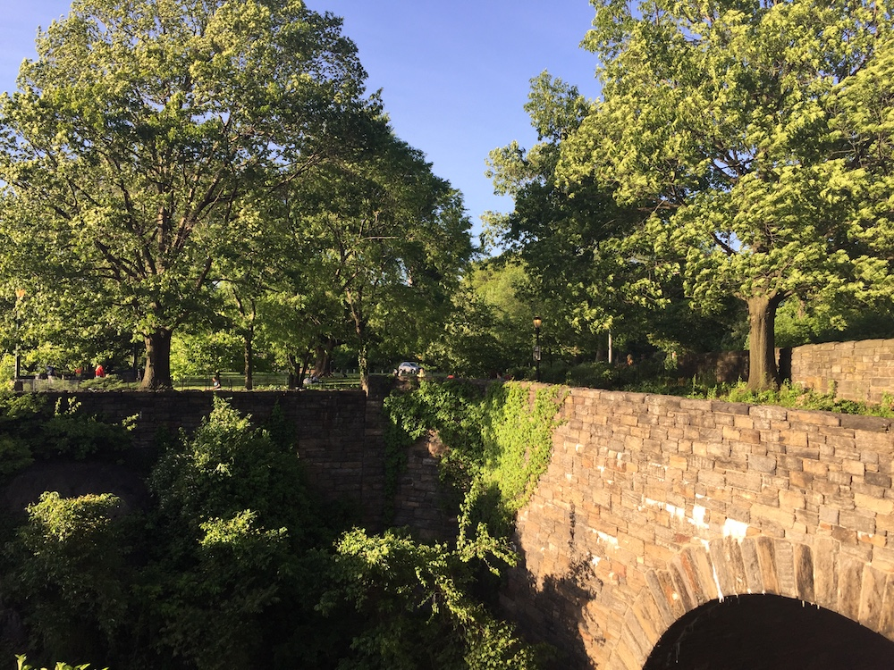Fort Tryon Park in upper Manhattan | Photo credit: Rose Spaziani