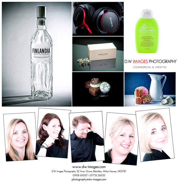 Commercial Photography in Milton Keynes