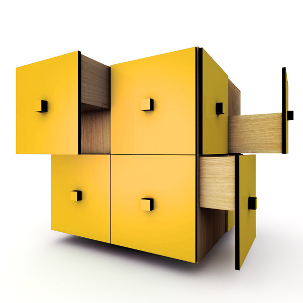Solo Bento Yellow Tree  -    £380