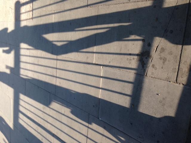 Shadow characters