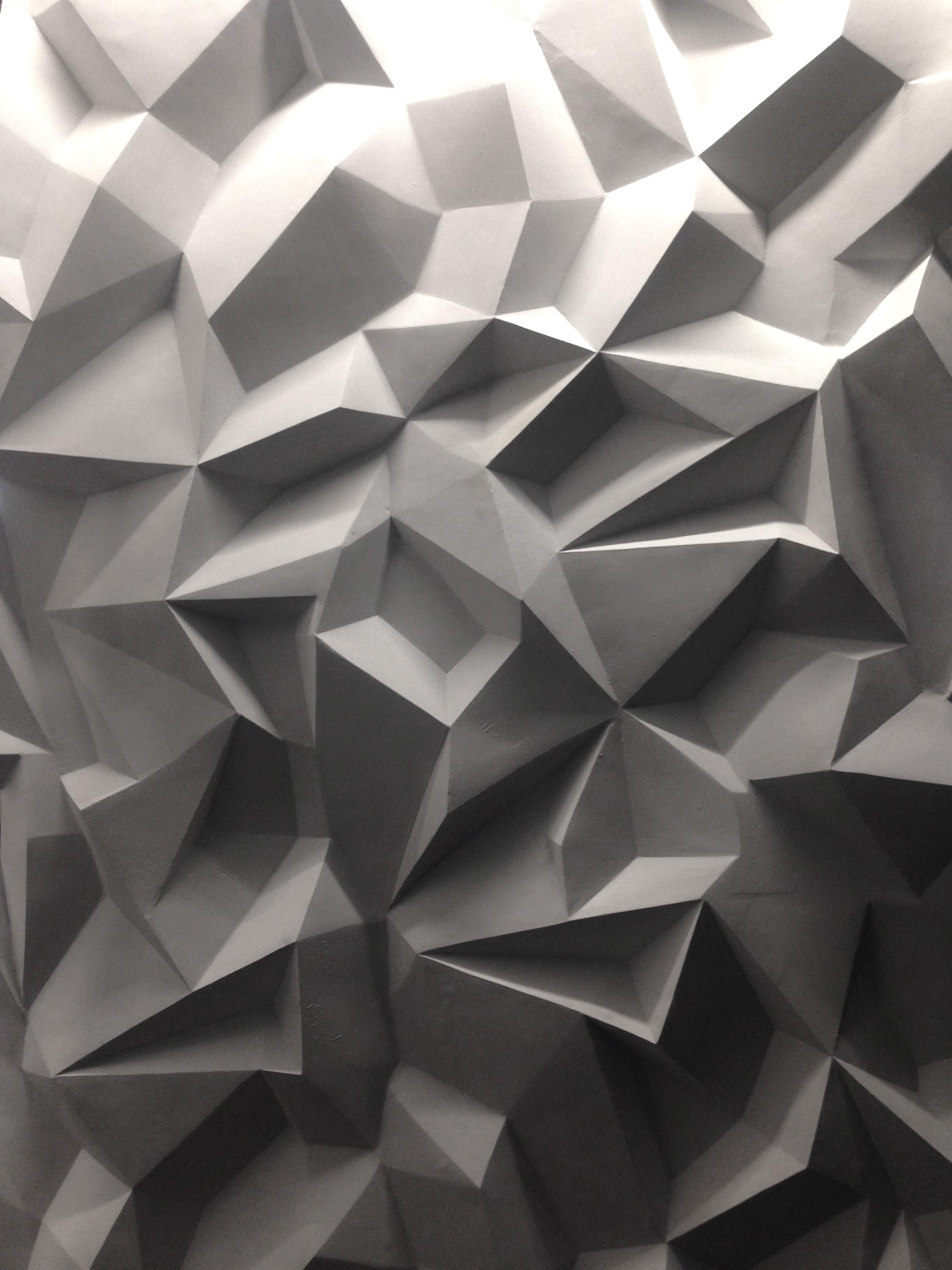 Geometric 3d Surface