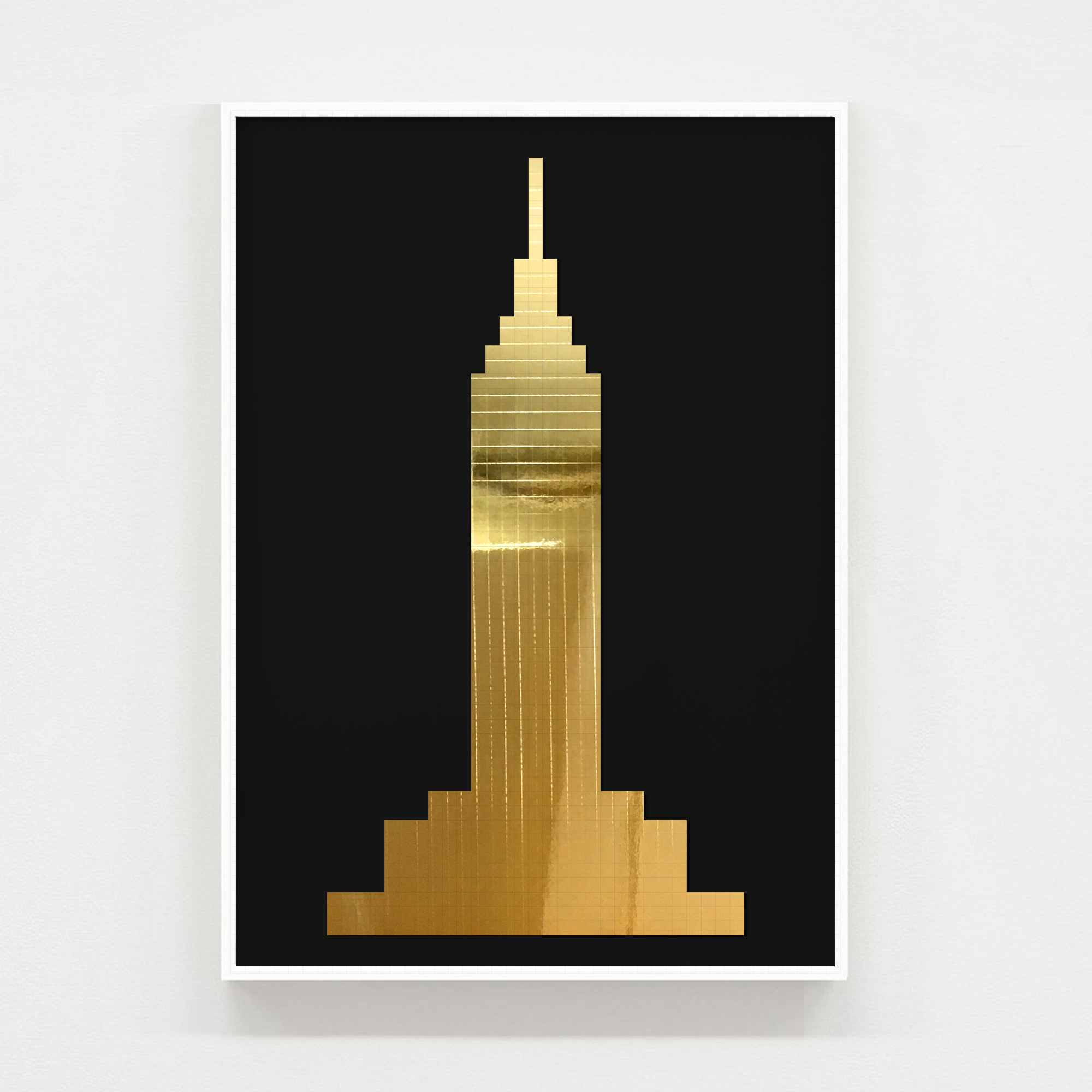 empire state - A2 size : 42cm x 59.4cmSigned and numbered with certificate of authentification.PRICE: £500