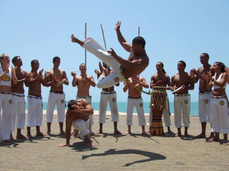 photo credit:  Capoeira Contemporanea