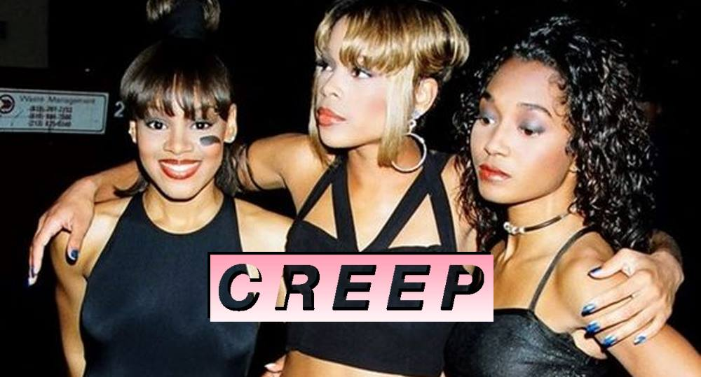 So I creep yeah Just keep it on the down low Said nobody is supposed 2 know  After 4 sell out nights, Creep is back for more 90's and 00's fun (plus a little newer music to keep the party poppin') so click attending and come on down!  90's Vs 00's Special, expect to hear - TLC / Destiny's Child / Jay-Z / Kanye West / Rihanna / Snoop Dogg / Dr Dre / LL Cool J / Coolio / Lil Wayne / Usher / Aaliyah / Kelis / Ginuwine / R Kelly / Beyoncé / Janet Jackson / Missy Elliot and all your other favourites.   Names on the event wall for £5 Creep List before 10:30pm, if not then it's £8 all night.  9pm-3am  Creeps Forever x
