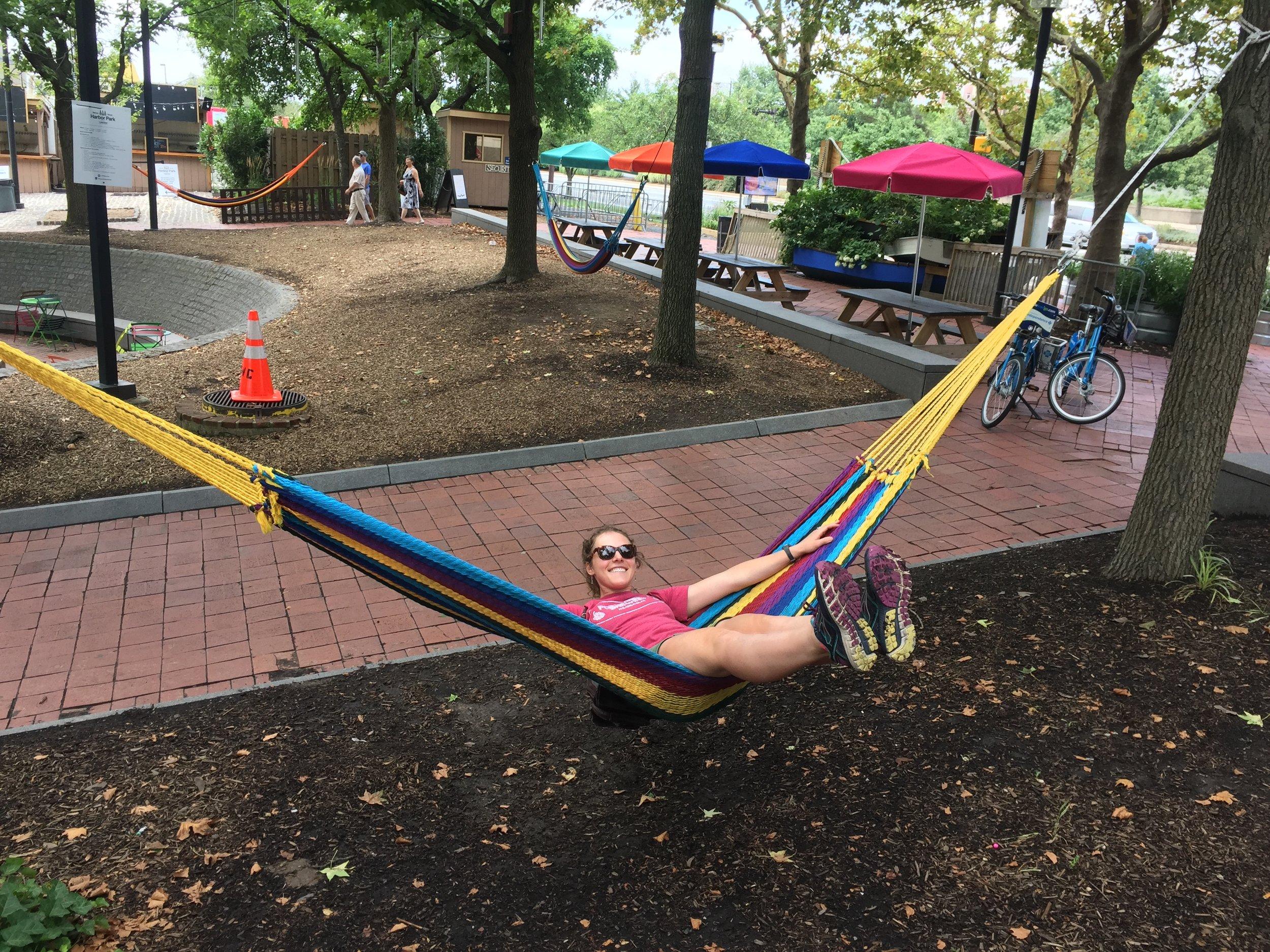 Philadelphia-hammock