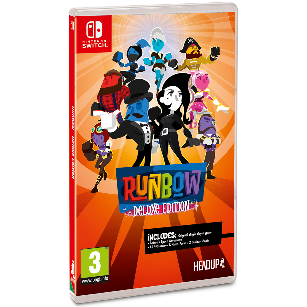 Runbow Store — 13AM GAMES