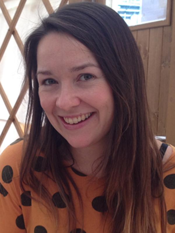 Katie McPhee  Community Manager, Eventbrite
