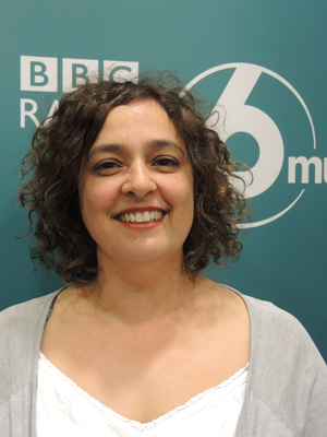 Michelle Choudhry  Producer, Marc Riley & Guy Garvey, BBC 6 Music