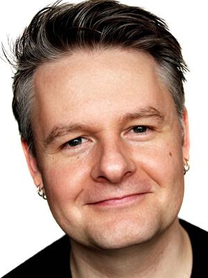 VIC GALLOWAY  BBC Radio Scotland