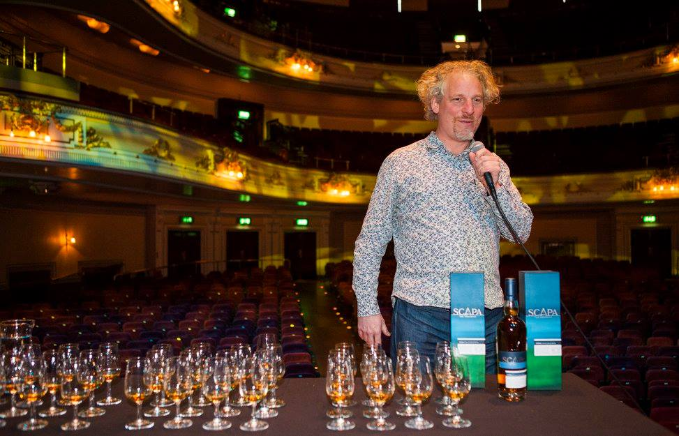 Whisky Tasting with Wide Days Founder, Olaf Furniss JPG