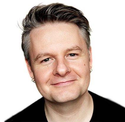 MODERATOR VIC GALLOWAY  BBC RADIO SCOTLAND