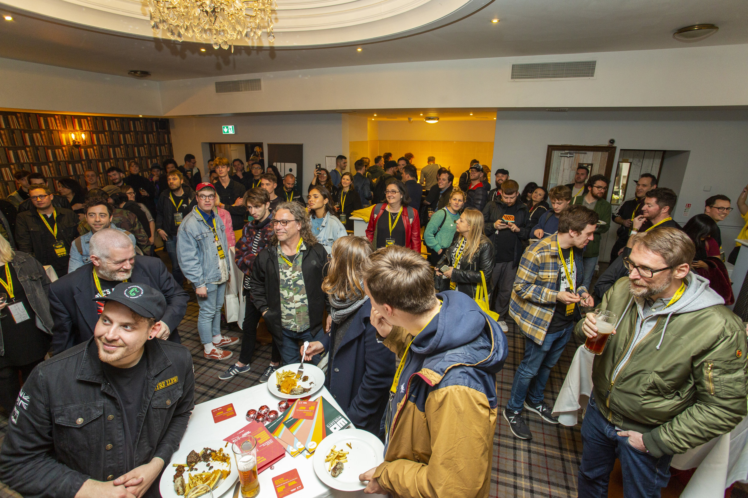 Scotland's Networking Party at TGE -