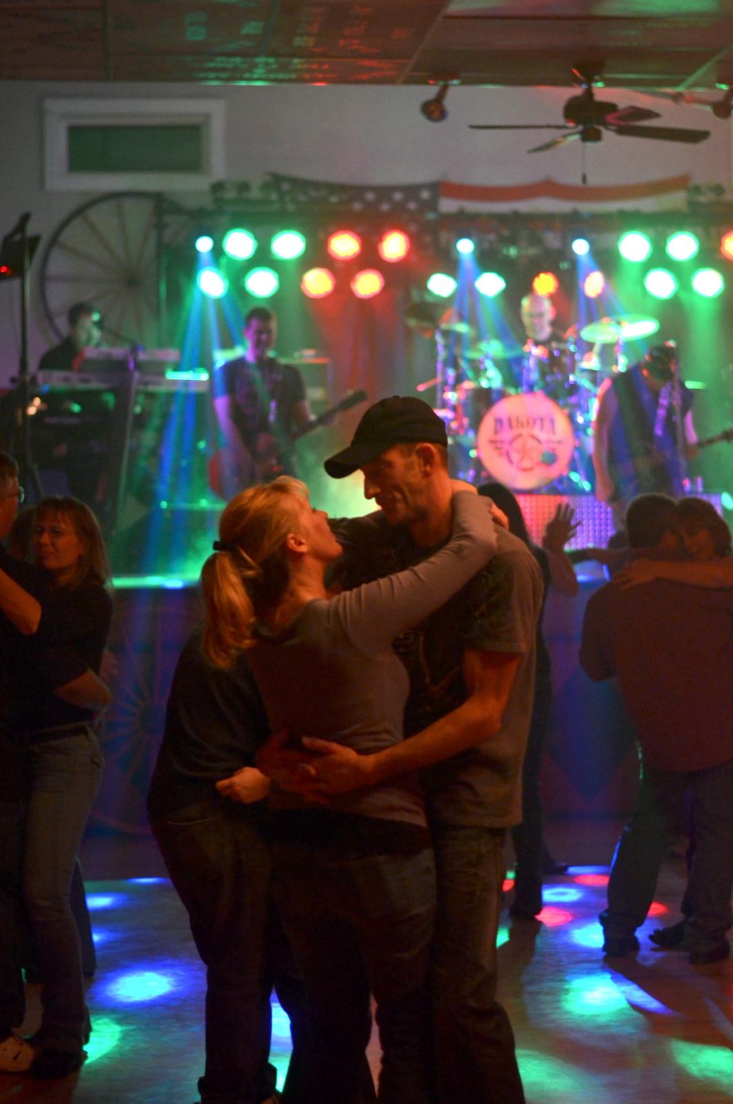 Dancing to Dakota