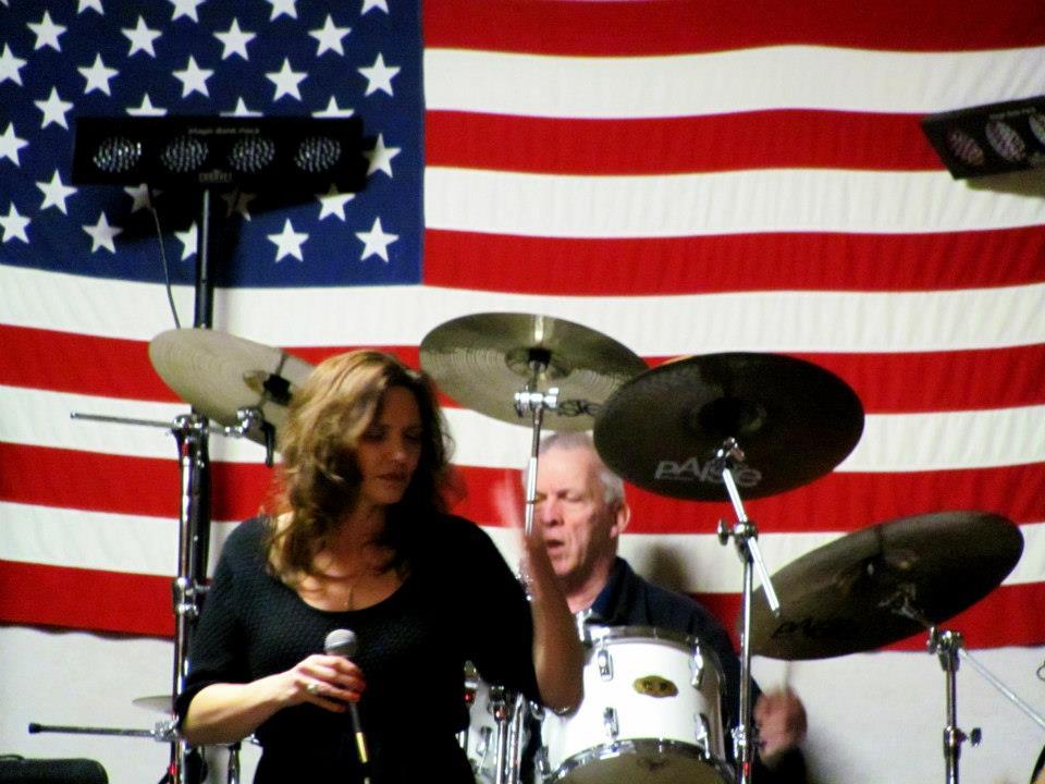 Allison Ames and Moe Schinck