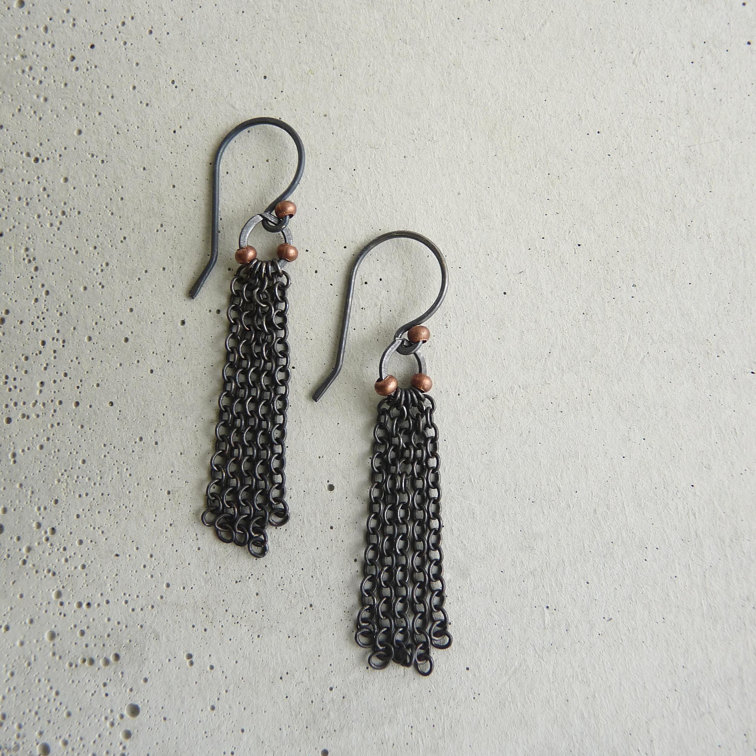 MANE earrings