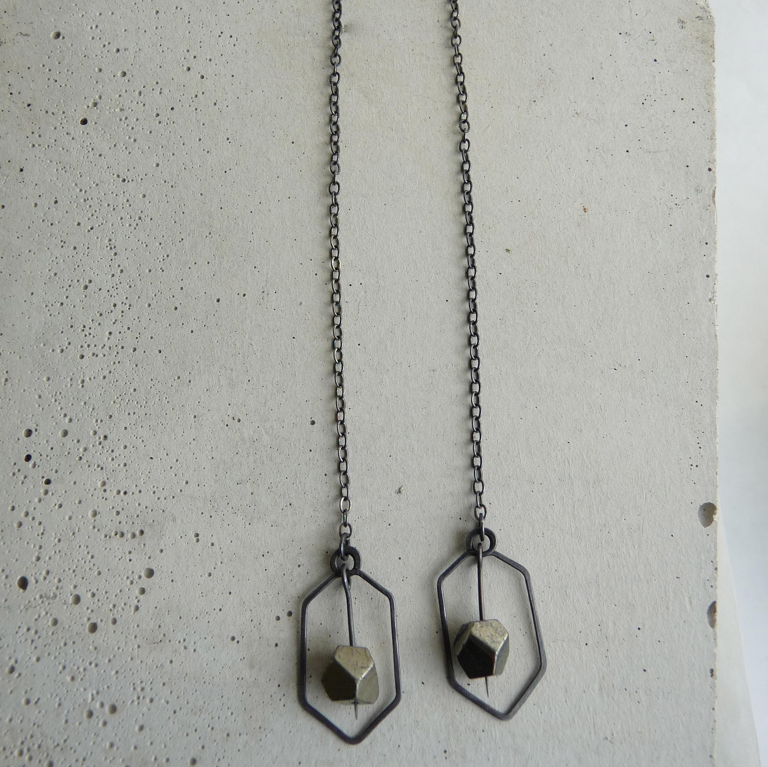 CLEMENT earrings