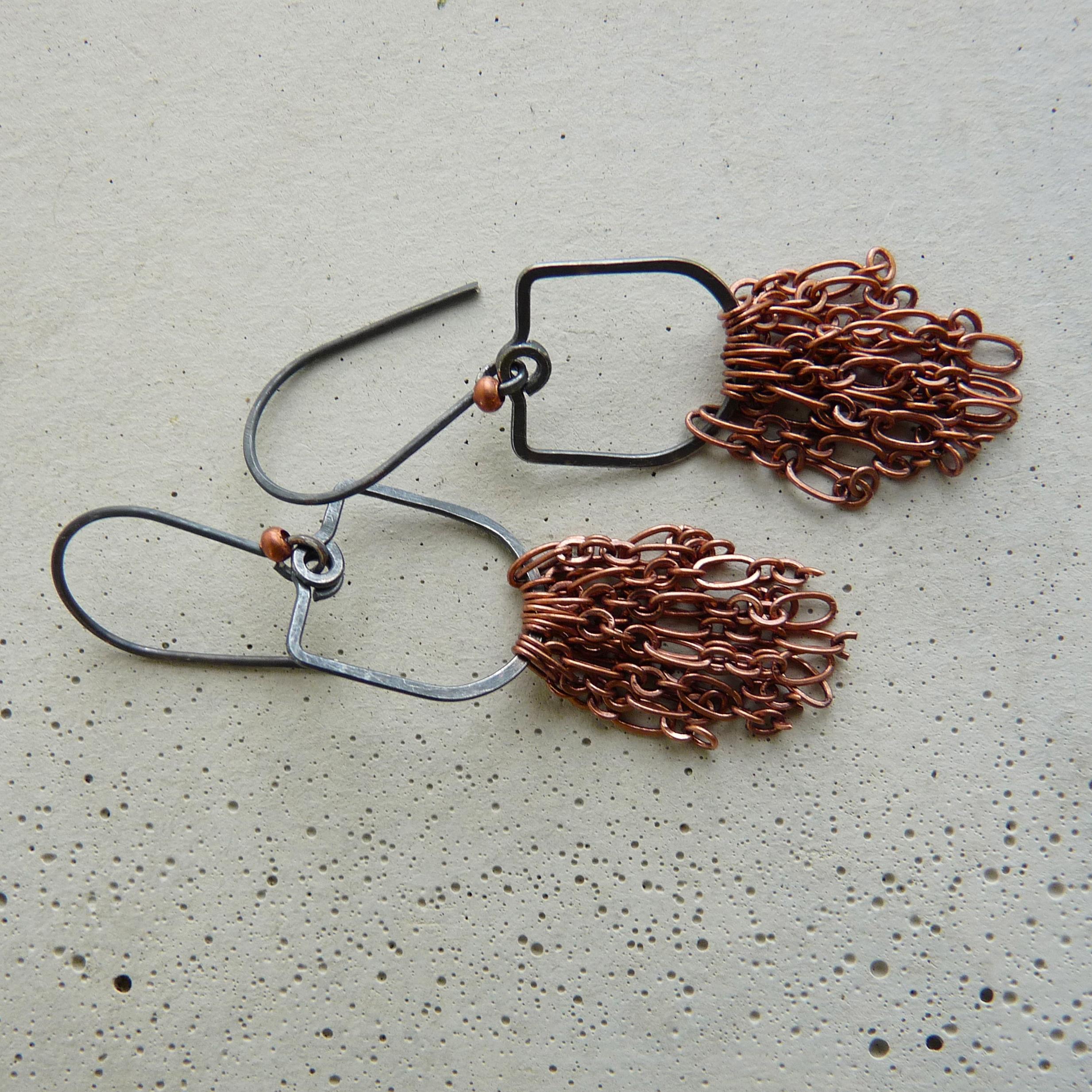 FALLS earrings