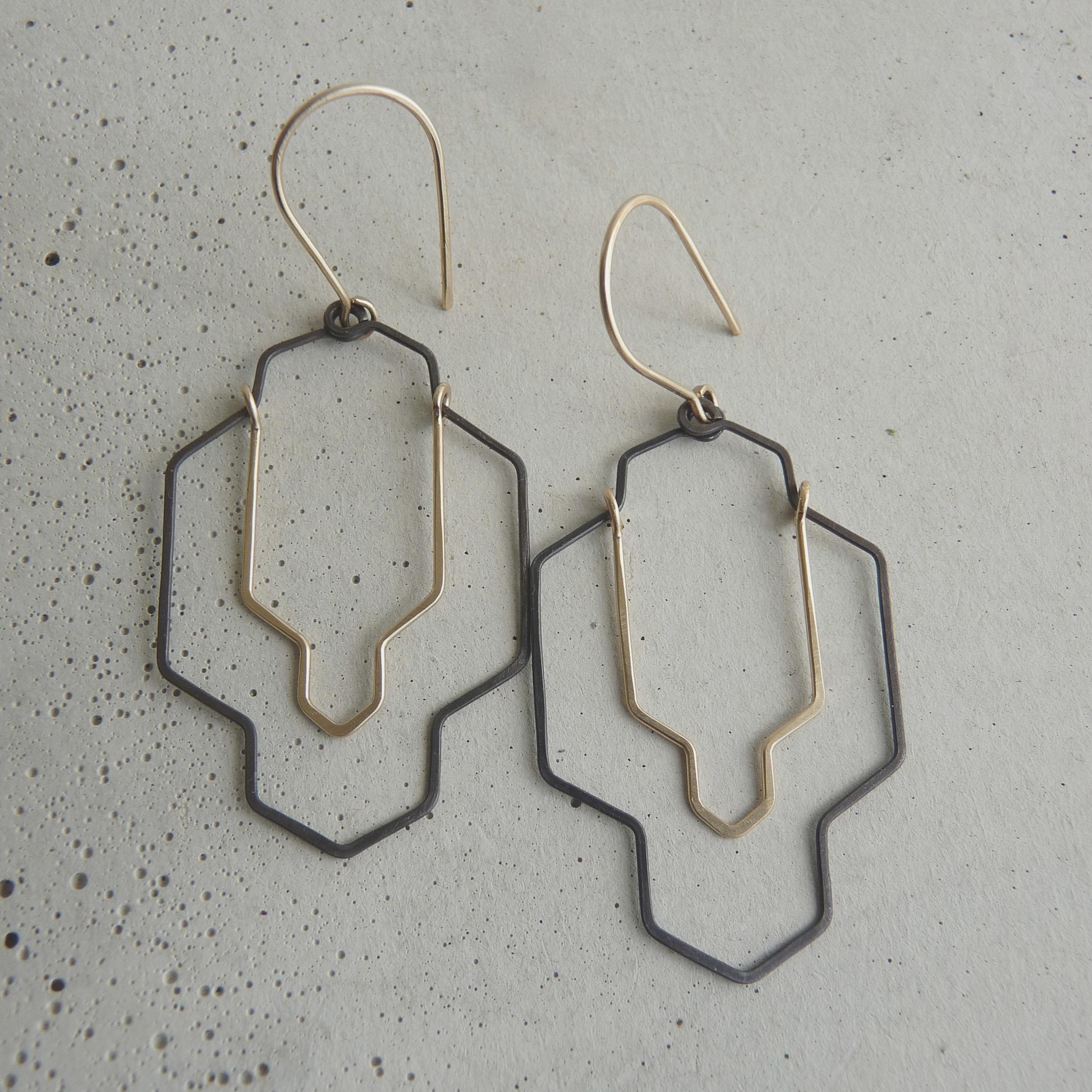 CANYON earrings