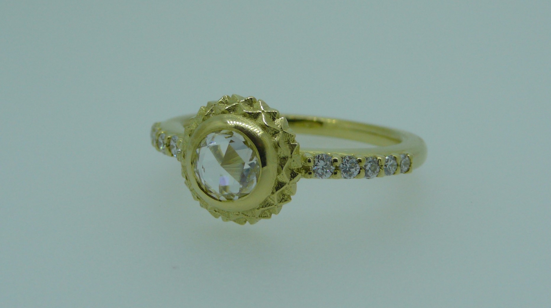 """""""Ramona"""" ring"""