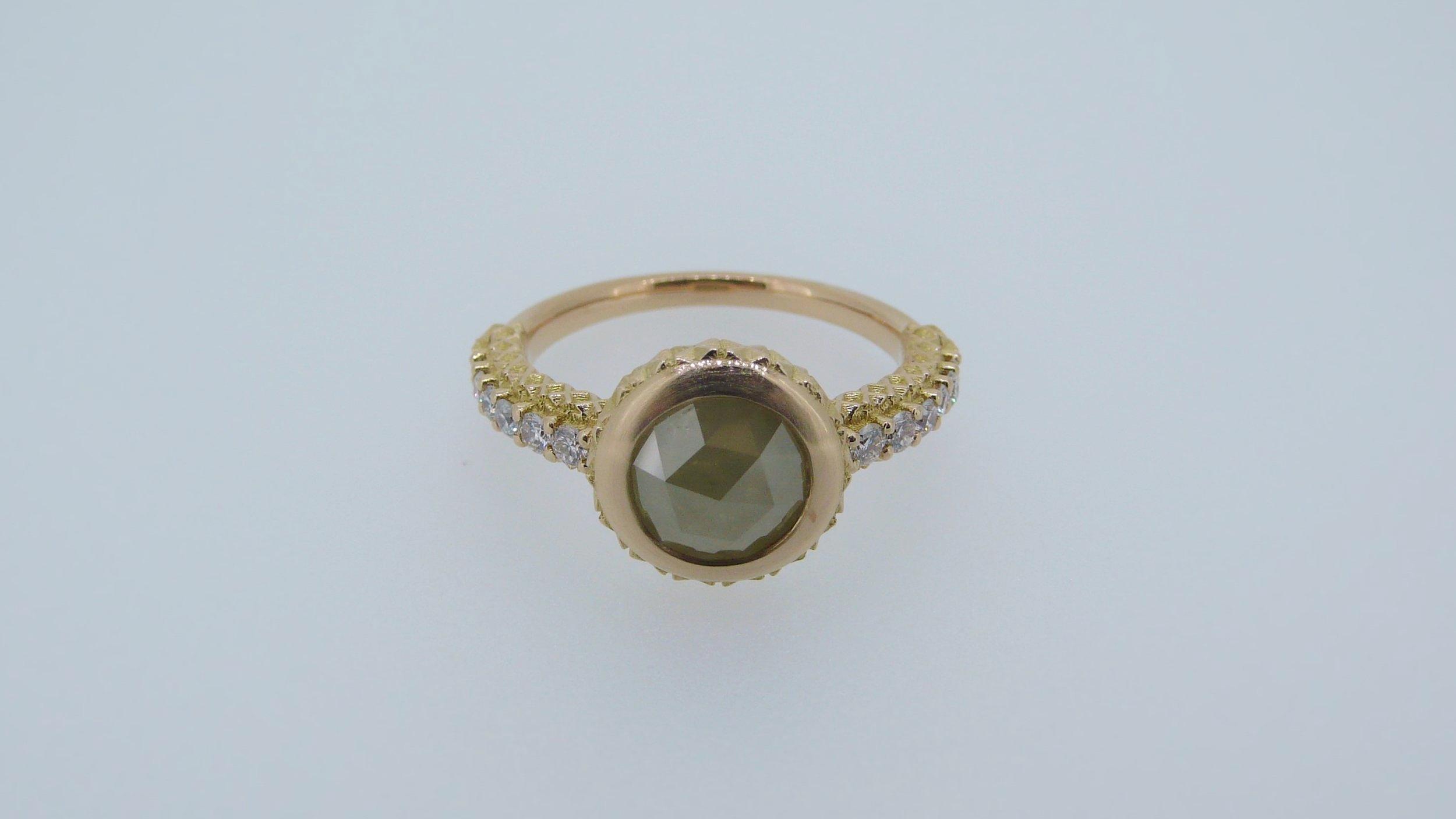 """Alexia"" ring"