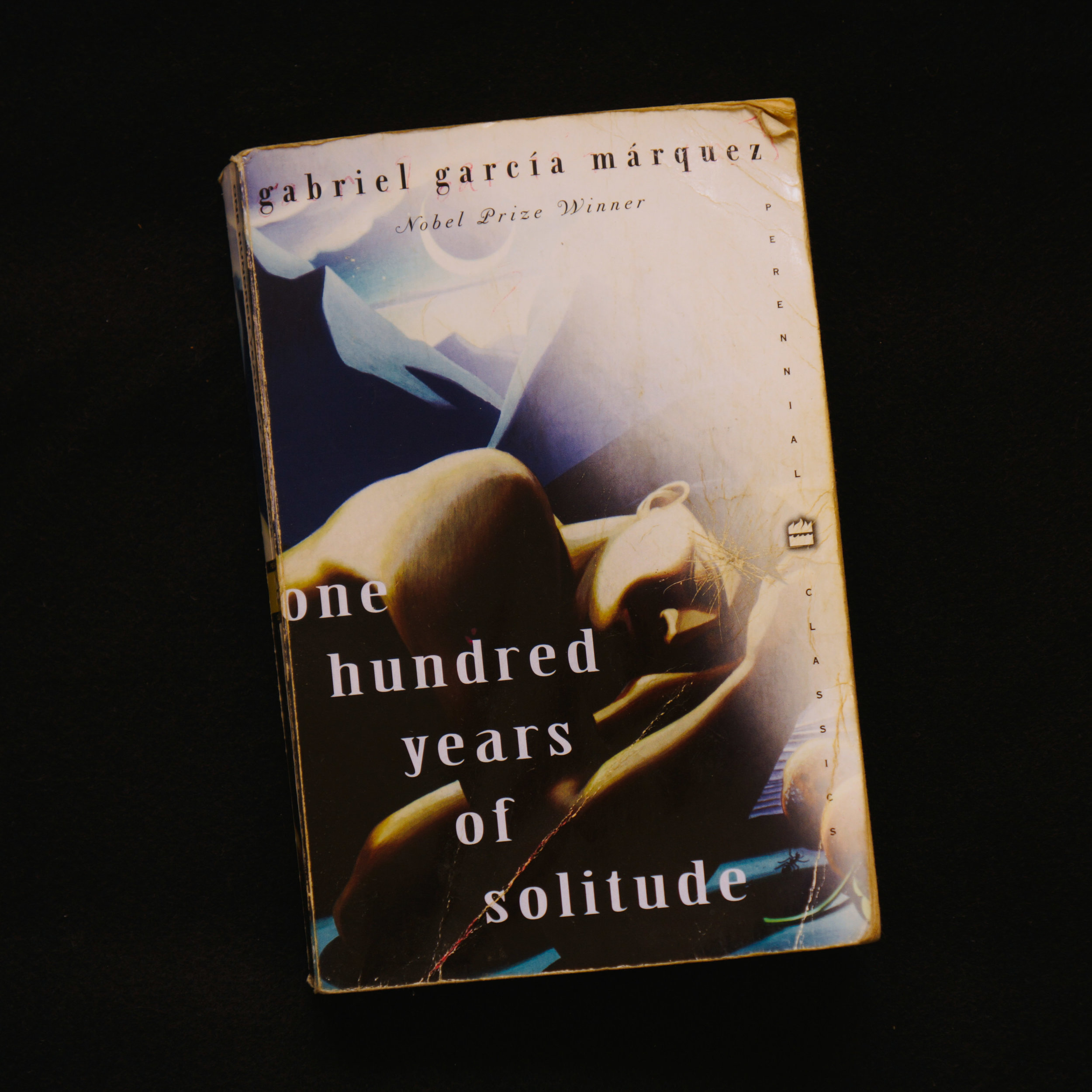 Gabriel Garcia Márquez One hundred years of solitude