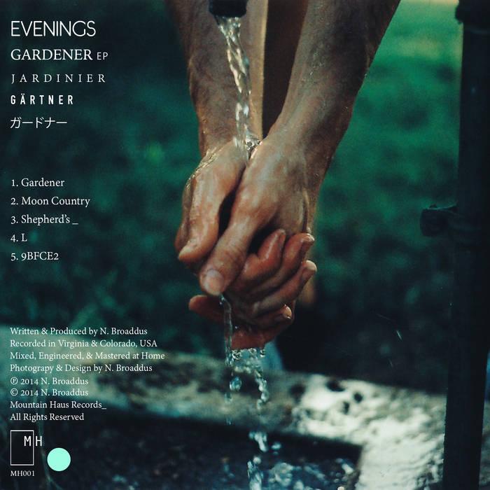 Evenings: Gardner Ep