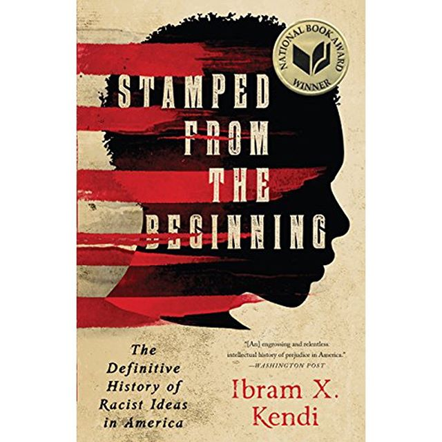 "Books To Read: @ibramxk Stamped From The Beginning... He has another one ""How To Be An Antiracist"" just out that looks interesting too"