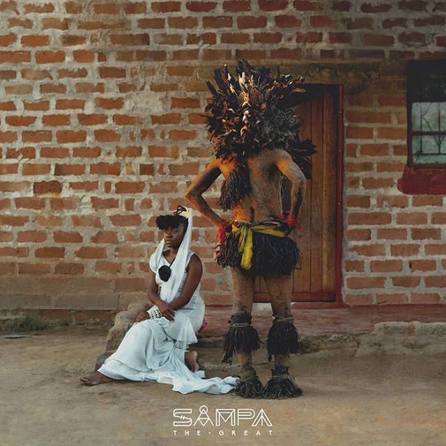 When your name is what you are... Have You Heard: @sampa_the_great The Return