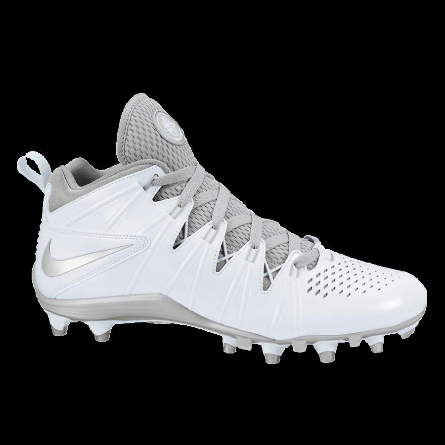 Nike Huarache 4 - White / Silver — St
