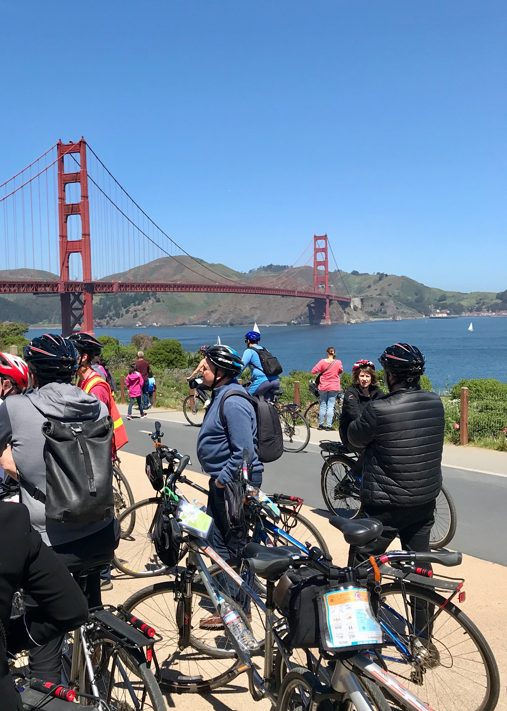 What we do: Tours and Team Building