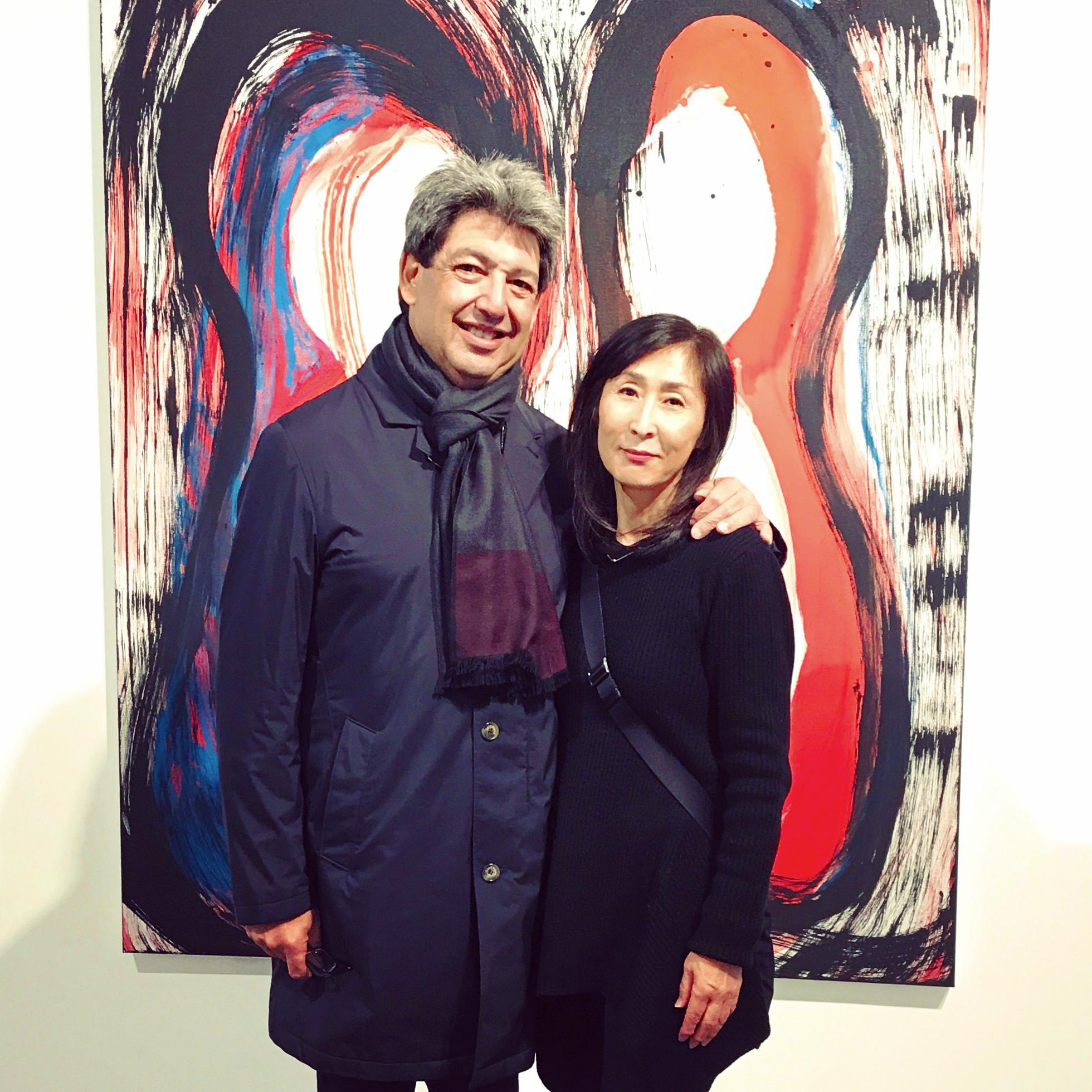 With Paul Schimmel