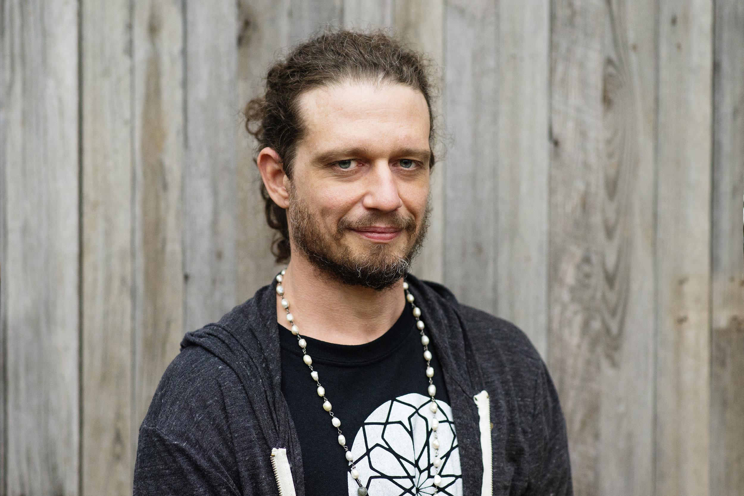 Shane Logan, RYT500, Master Massage Therapist ; Teaches in YT Program, Move Well Intensive