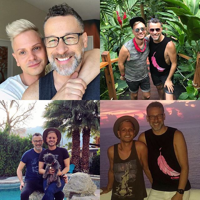Celebrating 2 years with my favorite person @mnevhawaii today!!! 🍾💖👬 I love you so much, babe!! 💌 Thank you for being so amazing and truly making me always feel so special!! 💖 Here's to us!!!! Xoxo #gaycouple #anniversary #us #love #lovehim #favortiteperson #like #doubletap #gay #instagood #instalike #instagay #loveislove