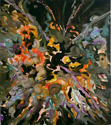 Joy Garnett   Facture,  2012 Oil on Canvas 30 x 26 in $ 4000