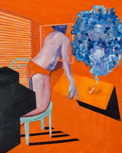 Esteban Ocampo-Giraldo  Coveñas , 2014 Oil on canvas 40 x 50 inches $1,800