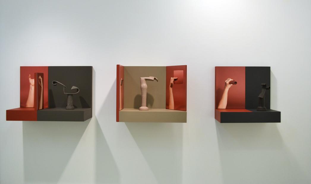 Ellie Krakow, Arm Armatures