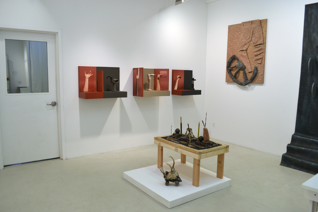 Field Projects, Excavations installation