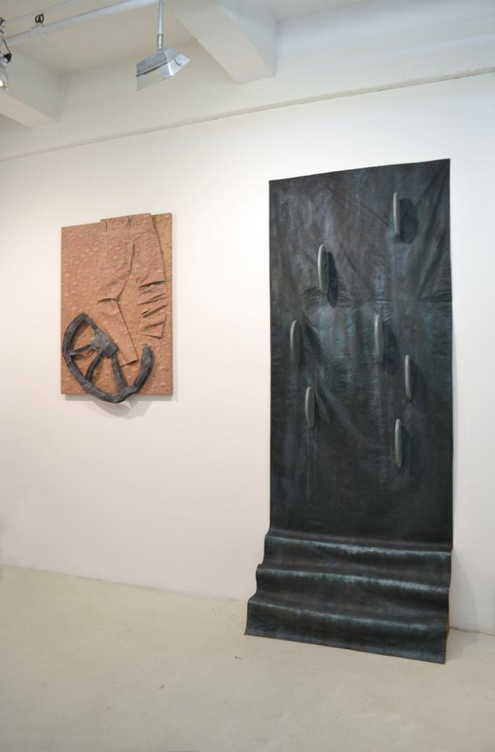 Susan Metrican installation