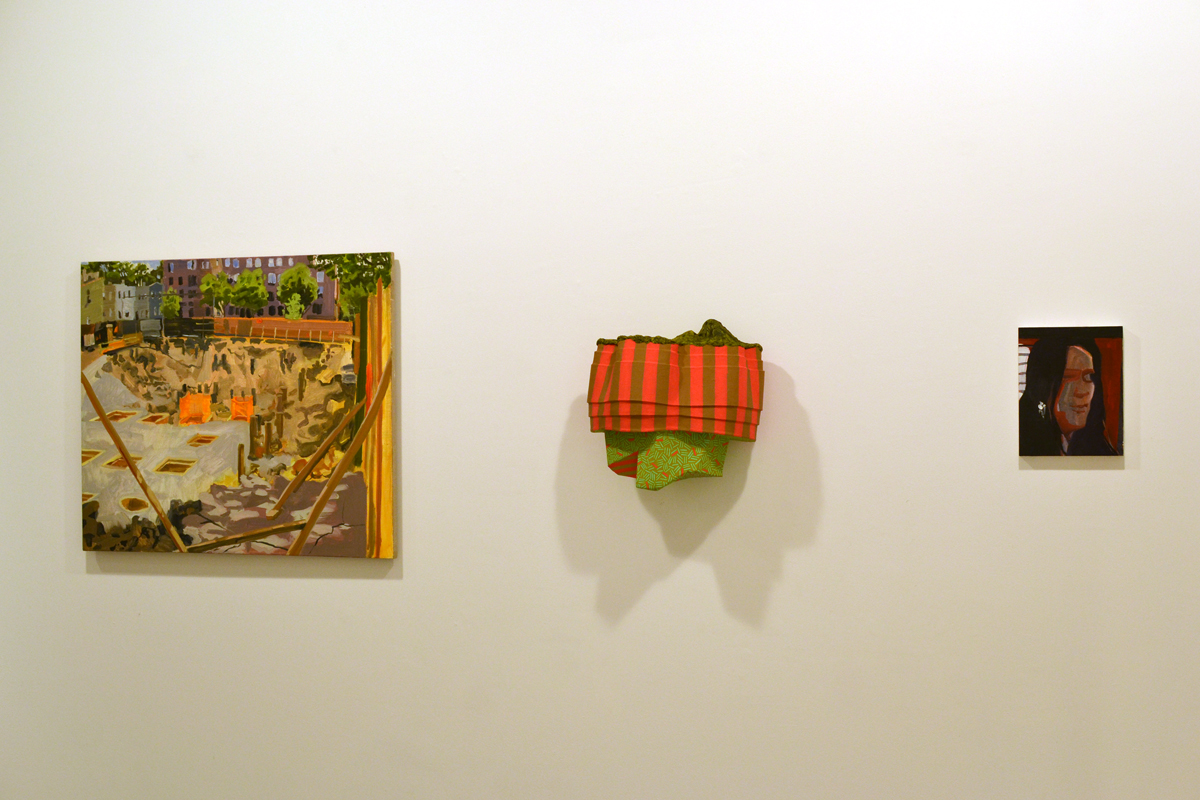 Risky Behavior, installation view