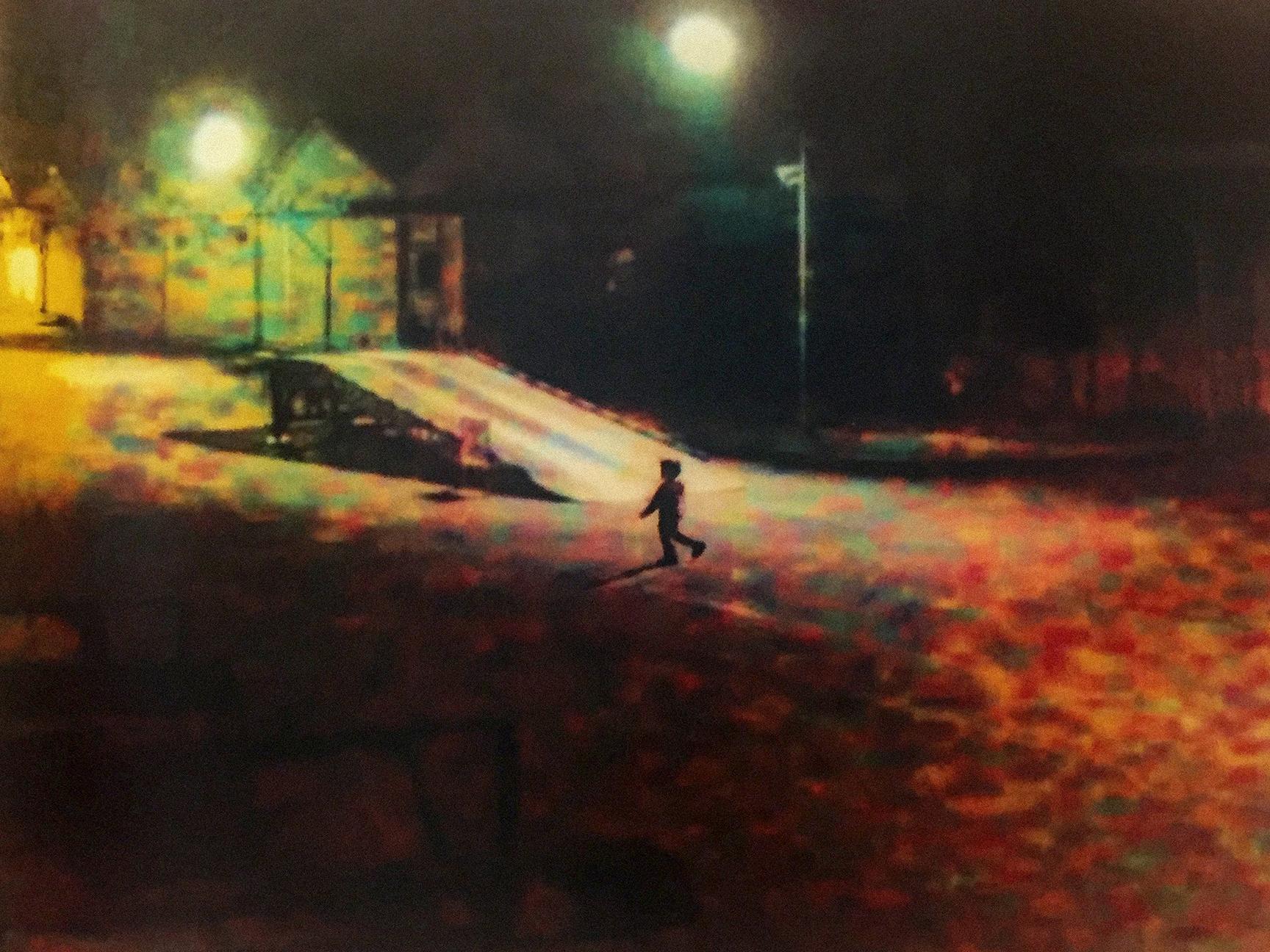 "Julia  Dunham ""Ramp  Kid"",  2017, C-print,  14  x  18"""