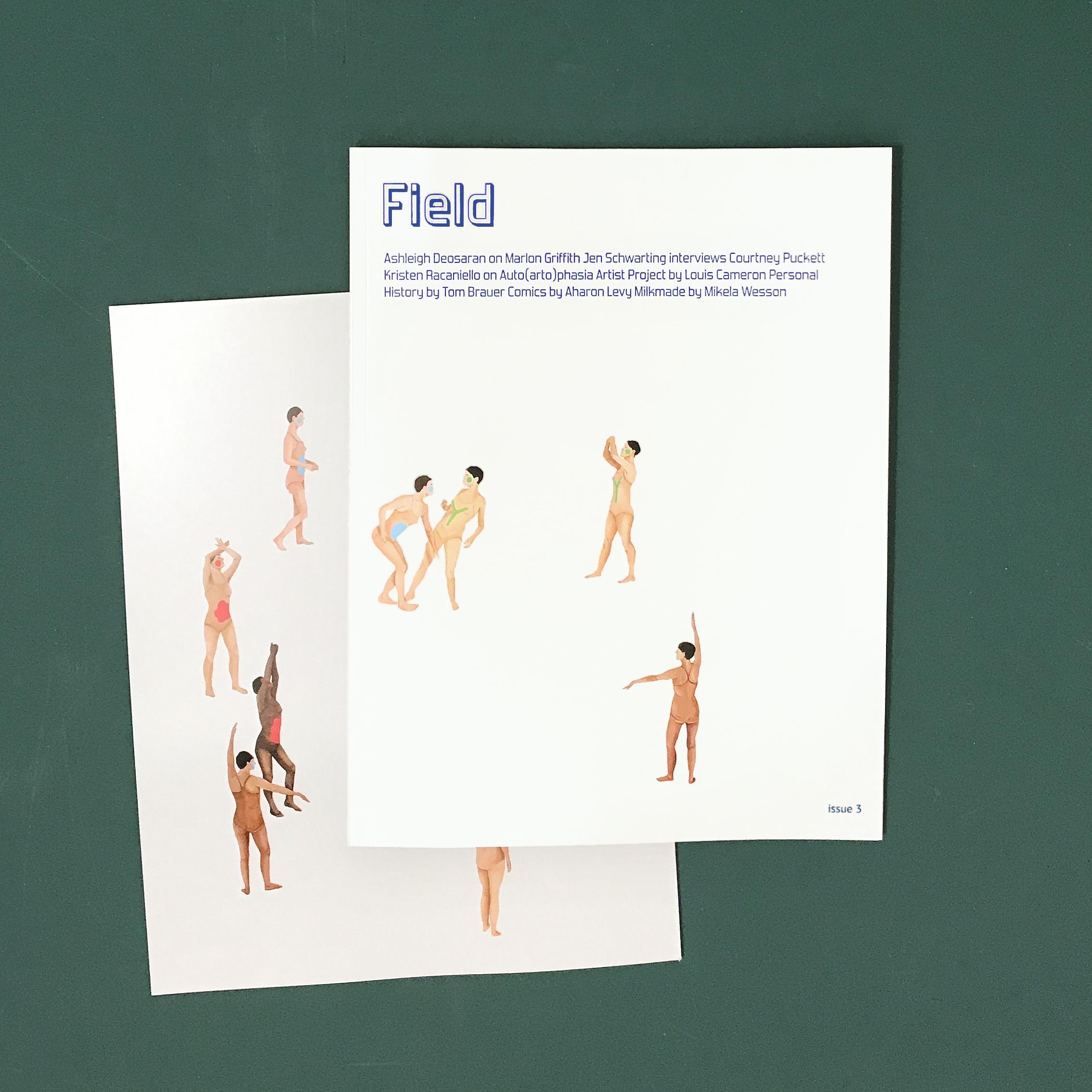 Field Magazine Issue 3  $10.00