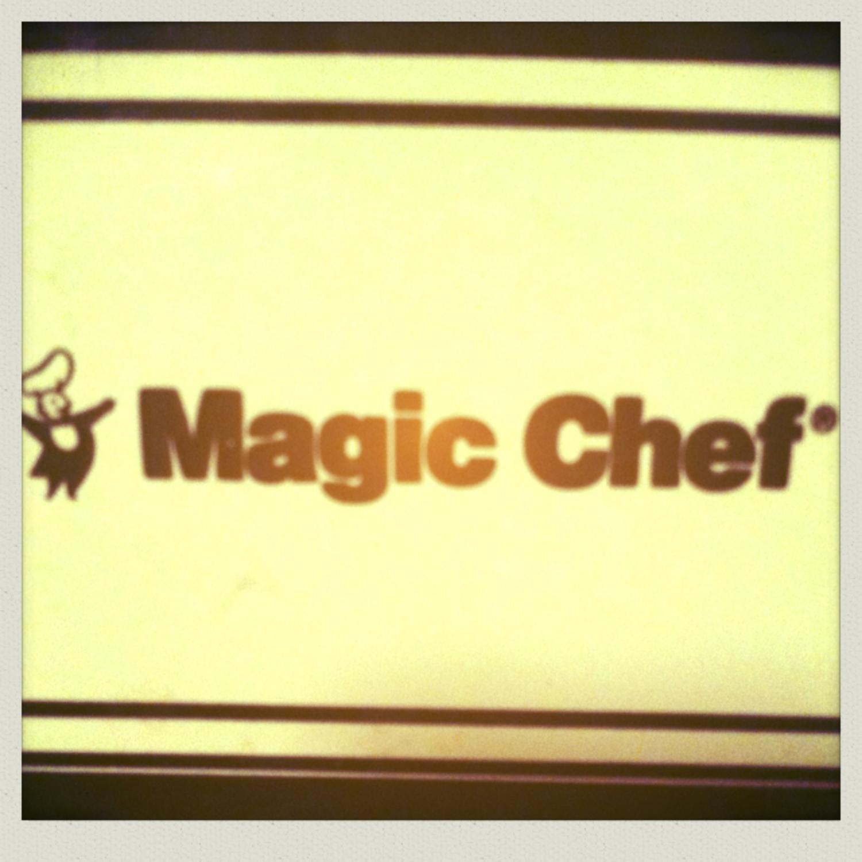 RIP Magic Chef...
