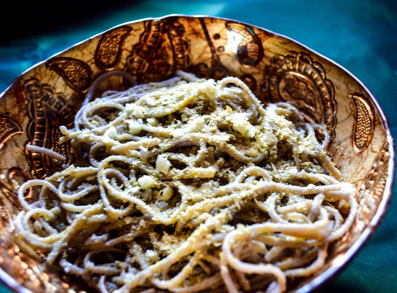 Sensuous Soba Noodles