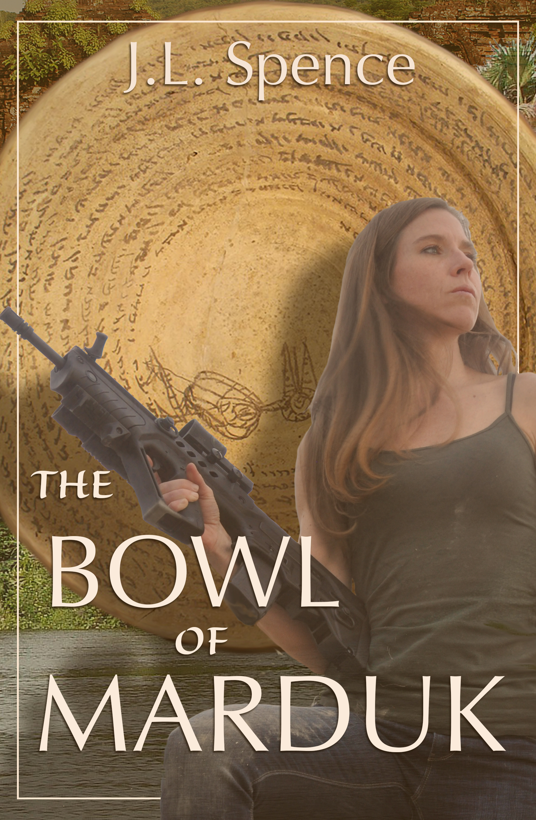 """When Ben disappears while on a speaking tour in Oxford, Marina hops the pond to find out what happened. With the help of a friend from adventures past, she finds out where he is easily enough - but going to get him? That's going to take everything she's got.  This adventure revolves around a mysterious Babylonian artifact known to experts as """"The Bowl of Marduk.""""    Coming 2015"""