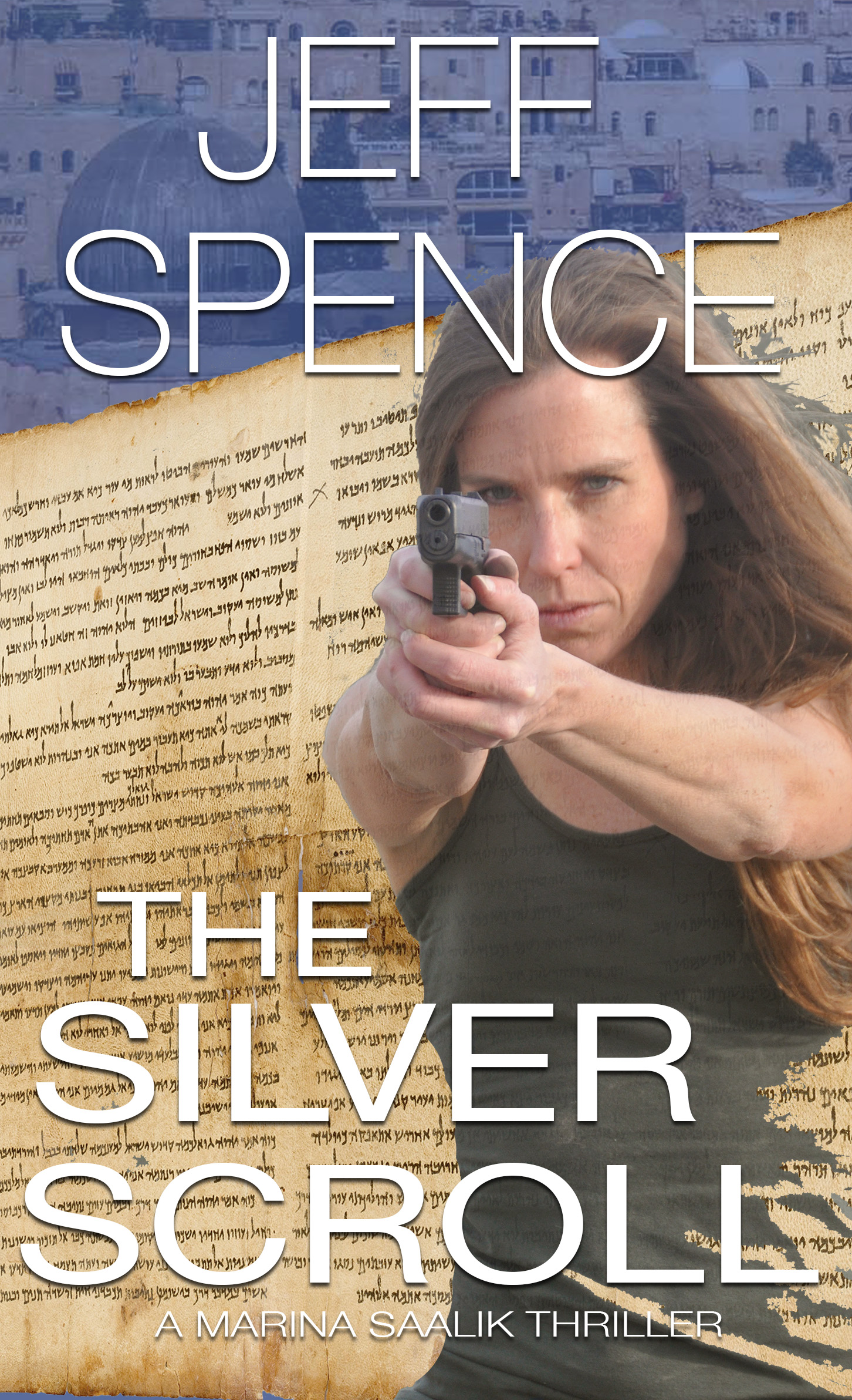 Book One  Set in the US , UK and Israel  Marina is swept up into a deadly race for the treasure of a lifetime - and finds an unexpected talent for it.  Warning: Some violence.
