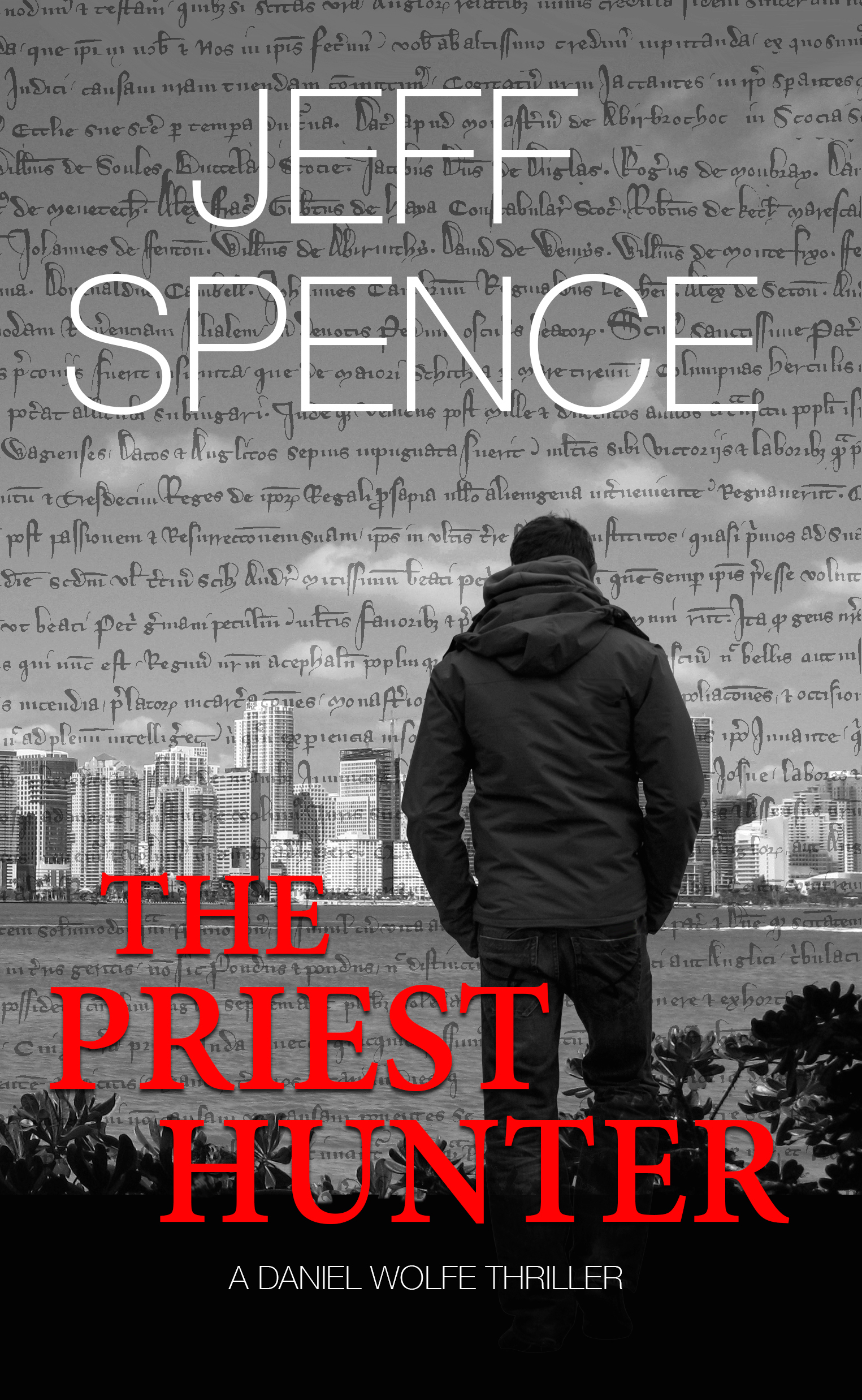 """Book One  Set in Miami  Wolfe takes his first steps into the secretive Vatican Internal Investigations Branch (VII), known as """"Seven.""""  Warning: Violence and mature themes."""