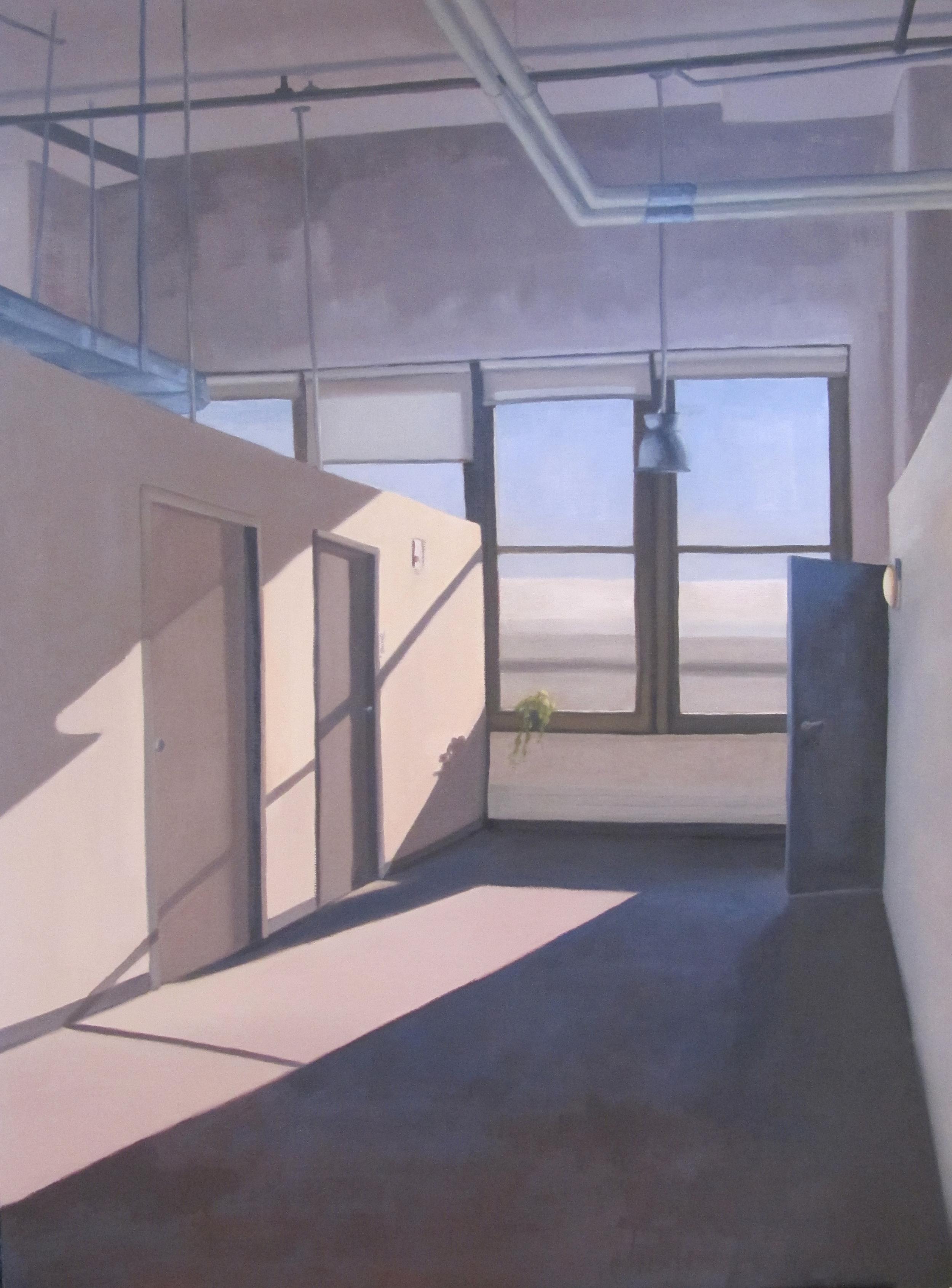 Studio in Morning Light