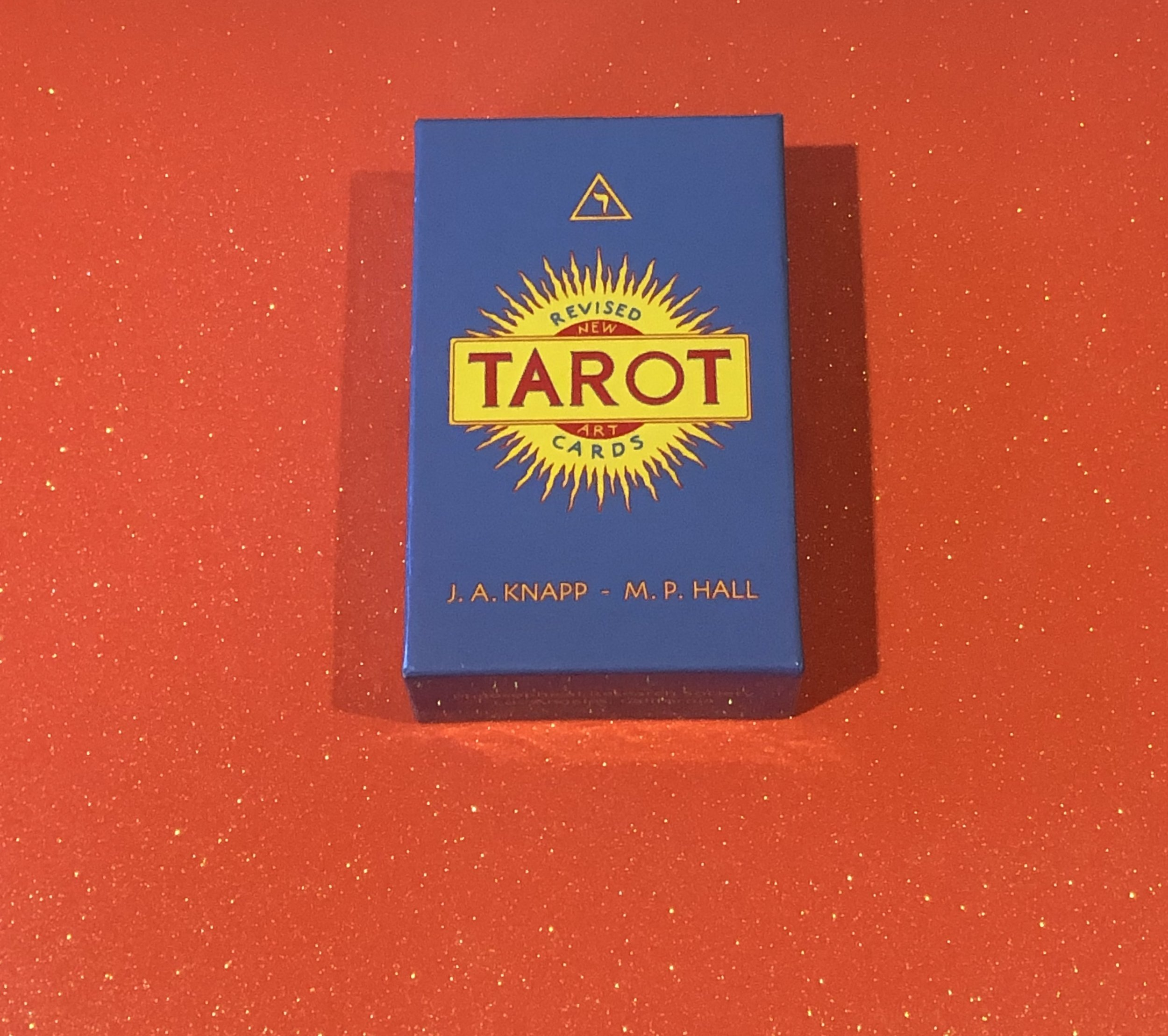 New Art Tarot by J.A. Knapp and Manly P. Hall