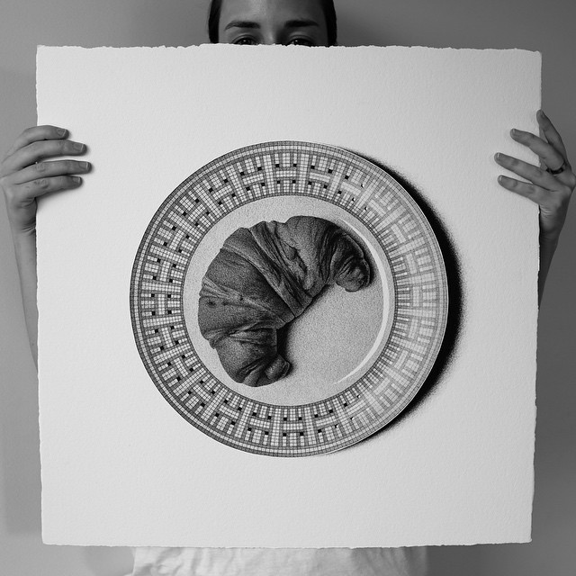 Croissant on Hermes - https://instagram.com/p/zo6_v_IpzZ/?taken-by=cj_hendry
