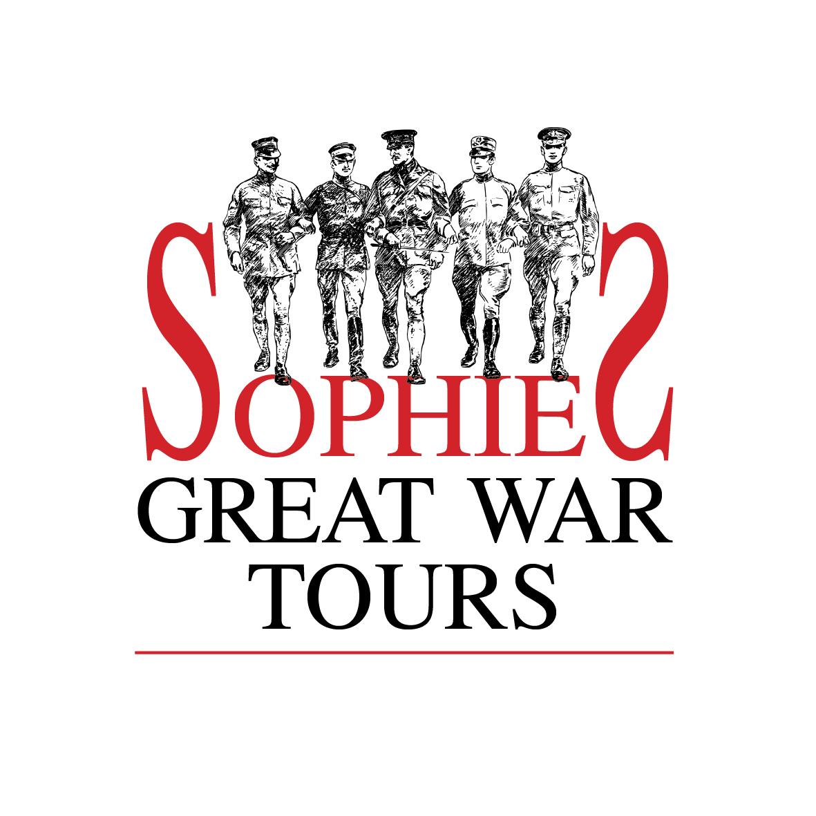 Sophies Great War Tours logo.jpg